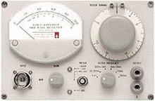 General Radio 1232A Tuned Ampli