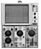 Tektronix 5103N 2MHz, Analog Os