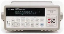 34420A Agilent Micro Ohmmeter