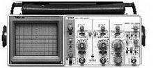 Tektronix 2213A 60 MHz, Analog