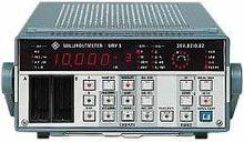 Rohde & Schwarz Meter URV5