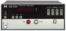 Agilent Optical Attenuator 8158