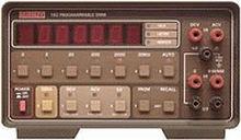 Keithley Multimeter 192