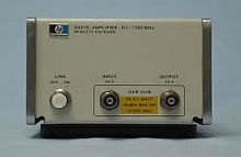 Keysight Agilent HP 8447E Ampli