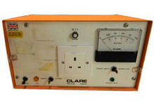 Clare 214 Earth Leak Tester