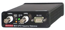 Quartzlock E8-X GPS Frequency R