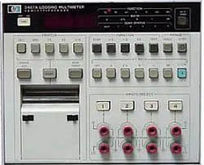 Keysight Agilent HP 3467A Loggi
