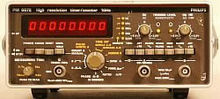 Philips Frequency Counter PM667