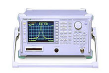Anritsu MS2663A 8.1GHz Spectrum
