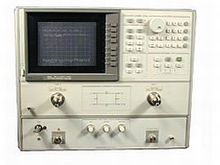 Keysight Agilent HP 8703A Light