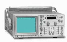BK Precision 2630 1.05 GHz Spec