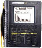 Tektronix THS720P 100 MHz, Hand