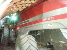 2007 Massey - Ferguson 9895