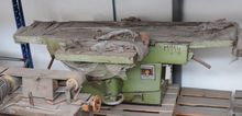 Surface planer machine and saw
