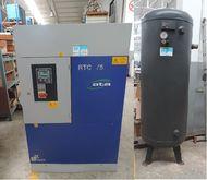 Compressor CIATA RTC75 with dep