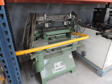 Dovetailing machine Omec K192