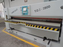 Double plating machine Emme-Ell