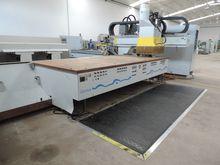 Woodwork machine center Homag B
