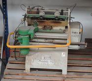 Dovetailing machine Omec K217