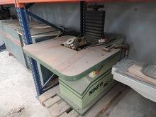Sander machine Ninfa X186