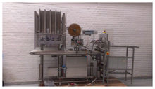 Labelling machine for thermofor