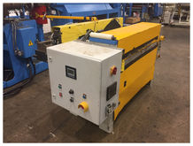 1300mm wide Durma guillotine wi