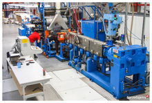 1200mm wide Amut sheet line for