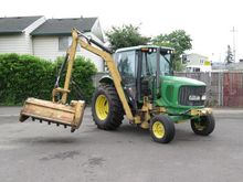 John Deere 6420 TRACTOR WITH TI