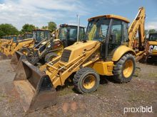 HOLLAND 575E TRACTOR LOADER BAC