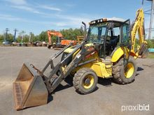 2012 NEW HOLLAND B95 TRACTOR LO