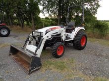 Bobcat CT225 with Loader SN A59