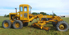 Galion 118 Road Grader, Newer C