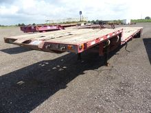 2000 NABORS T/A STEP DECK EQUIP
