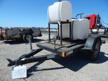 2004 CARSON SINGLE AXLE TRAILER