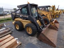 1996 LX865 New Holland Rubber T