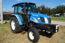 2008 New Holland T5060 105HP Tr
