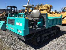 Kubota RG-30 Crawler Dump Cart