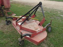Bushog MTH 720 Finishing Mower