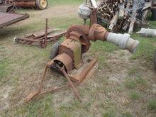 PTO Irrigation Pump