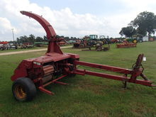 National 782 Silage Cutter