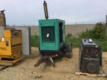 Onan 50 Portable generator, Cum