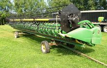 Bean 635F JD header