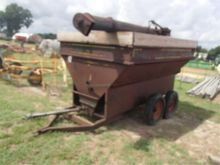 Grain-O-Vator Grain Wagon