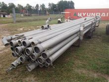 5 Inch Irrigation Pipe, Trailer