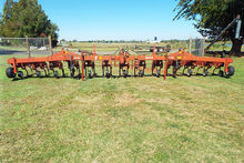 White 378 30' 12 row cultivator