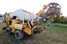 Vermeer V5800 Heavy Duty Trench