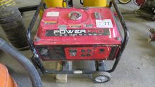 Power Pro Portable Generator on