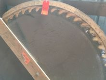 """56"""" insert tooth saw blade"""