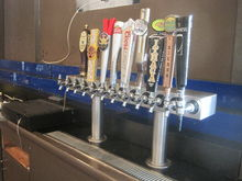 Beer Taps, 12-Head w/Glycoil Sy