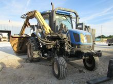Holland TS100A Tractor